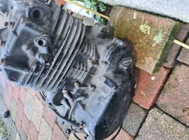 Honda cb250rs engine