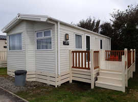 Brand New Willerby Skye Static Caravan Holiday Home
