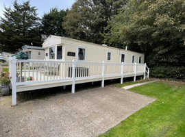 Haggerston Castle3 Bed Static For Sale