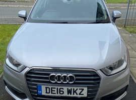 Audi A1, 2016 (16) Silver Hatchback, Manual Diesel, 36,008 miles
