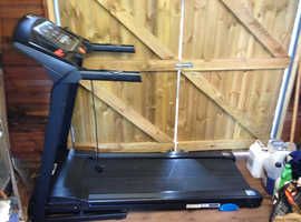 Pro fitness treadmill 12kmh