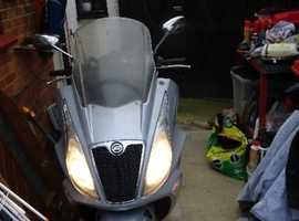 250cc CFmoto Jetmax Scooter 2012 low mileage 4871