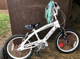 Lovely child's bike
