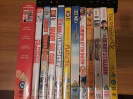 Children's / Family DVDs - excellent condition
