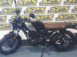 Lexmoto Tempest 125cc EFI Classic Retro Learner Legal Ride at 17 BRAND NEW