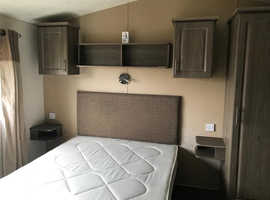 Two Bed 2012 caravan for sale by sea