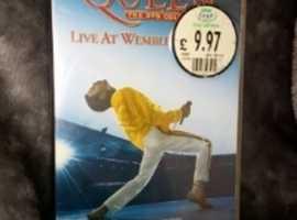 Queen Live At Wembley DVD