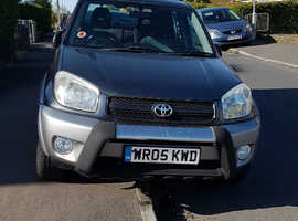 Toyota Rav4 Granite model 2005 (05) Grey Estate, SWAP VAN
