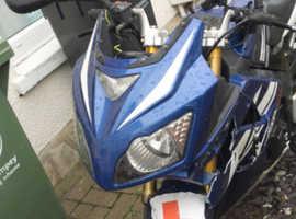 Superbike rbp 125cc