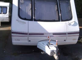 Swift Challenger SE Touring Caravan