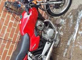 Honda cg125 2007