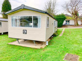 cheap holiday caravan for sale in Cornwall, with excellent rental returns
