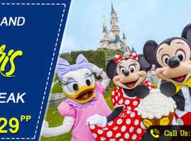 Disneyland Paris Break starting from £129 pp - Up to 40% OFF