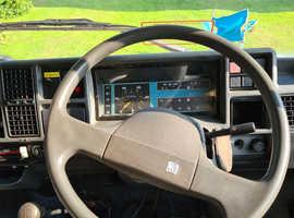 Talbot express auto  sleeper 4 berth 1300p