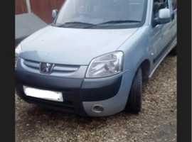 Peugeot Partner Combi, 2007 (07), Manual Petrol, 59,000 miles