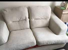 Free cream sofa