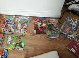Ex comic book stock price open to offers