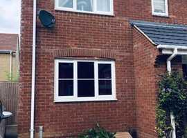 Semi detached non estate house