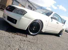 Nissan GT ultima turbo 390+, 74,000 miles