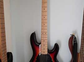 Harley Benton mm deluxe bass