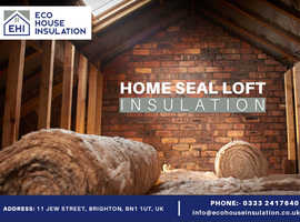 Home Seal Loft Insulation
