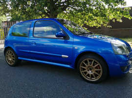 RENAULT CLIO RS 182 SPORT px st rs vxr wrx sti vrs gt gti turbo classic sport coupe 4x4 S3 v6