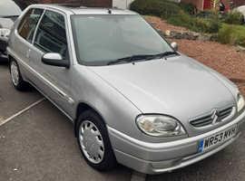 Citroen Saxo, 2003 (53) Silver Hatchback, Manual Petrol, 43,000 miles