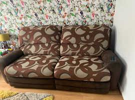 Lovely well loved sofas