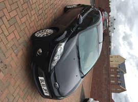 Ford Fiesta, 2012 (61) Black Hatchback, Manual Petrol, 54,000 miles