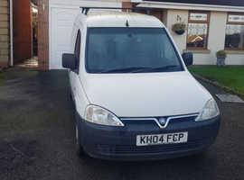 Vauxhall Combo 1.7 Di 2004