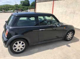 Mini MINI, 2003 (03) Black Hatchback, Manual Diesel, 152,563 miles