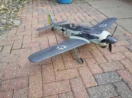 rc plane ( St models focke wulf 190 )