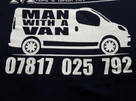Rubbish Clearing / man and van services