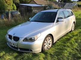 BMW 525, 2004 (54), Automatic Petrol, 144,995 miles