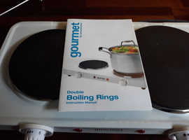 Sensiohome Gourmet GBSDHP001 Double Boiling Ring - White