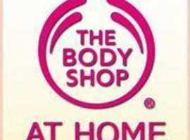 Earn 25% commission by selling Body Shop products