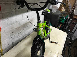 Jungle power kids bike