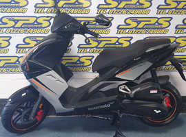 Lexmoto Diablo 125cc ride at 17 (Brand New) 69 plate