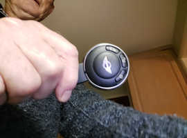 Mini car key, lost in St Ives Cornwall, Wednesday 21/10/2020.