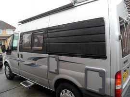 Autosleeper Duetto 2003 ,2 berth Transit based campervan