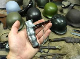 WW1 Robbins of Dudley Push Dagger