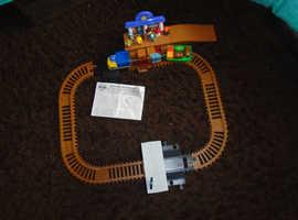 Paw patrol adventure bay railway set
