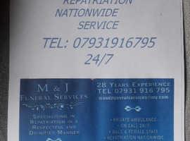 Repatriation Service Nationwide
