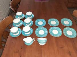 Vintage Colclough Tea set