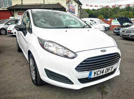 2014 Ford Fiesta van