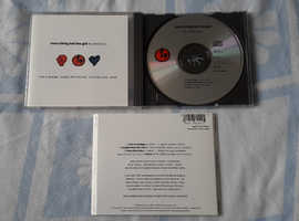 Everything But The Girl Covers EP 4 Tracks CD Bruce Springsteen Cyndi Lauper Elvis Costello Mickey & Sylvia