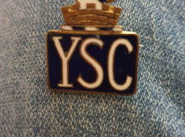 WW2 BRITISH HOMEFRONT YOUTH SERVICE CORPS BADGE