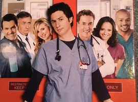 Scrubs Season 6 DVD