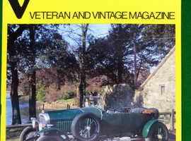 Vintage Motor Magazine