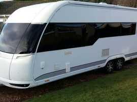 Hobby caravan 700 VIP premium